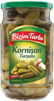 Bizim Tarla Pickled Gherkins