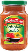 Spicy Ajvar Salad
