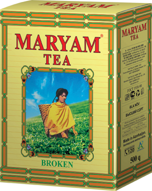 Maryam Broken Tea
